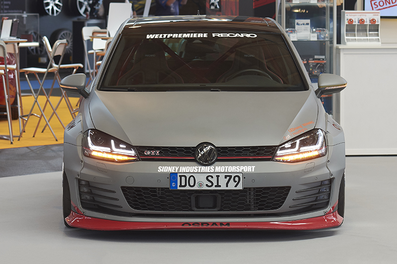 GOLF 7 ROCKET BUNNY